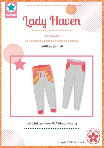 Papierschnittmuster Lady Haven